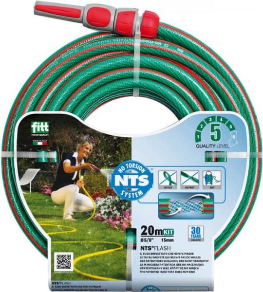 Gartenschlauch NTS Flash Set