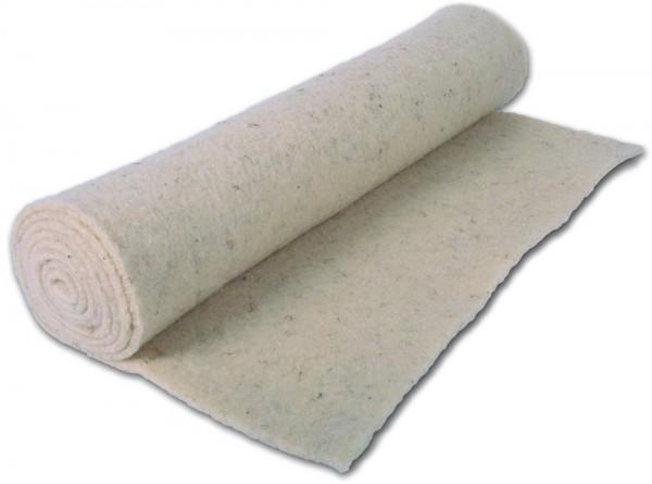 Winterschutzmatte aus Schafwolle